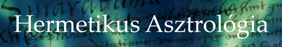 Hermetikus Asztrológia hon lap